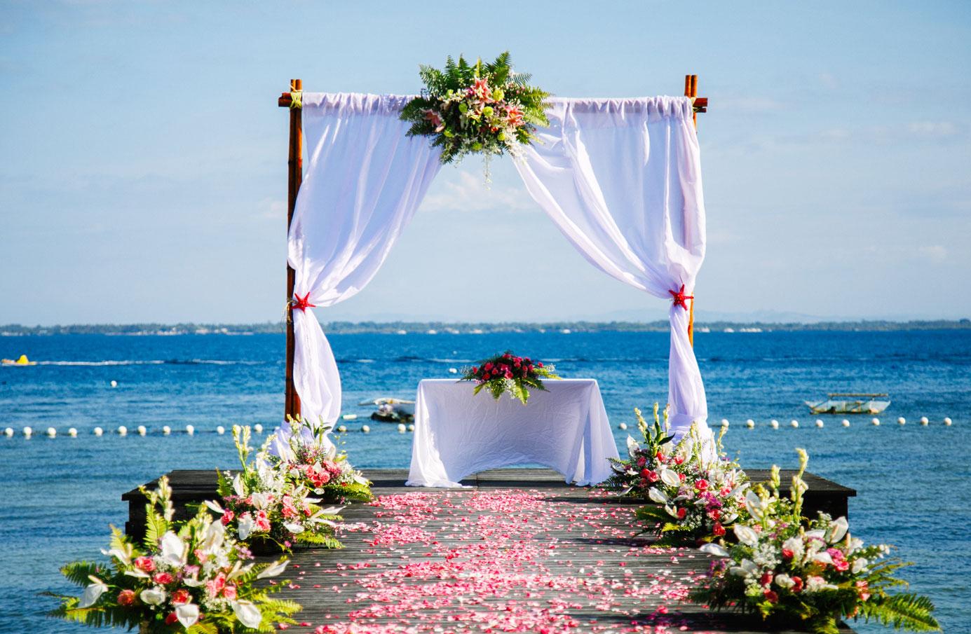 海外ふたり結婚式 セブ島結婚式