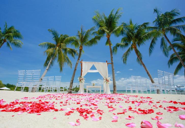 セブ島結婚式 セブ島挙式会場 セブ島ウエディング パシフィックセブリゾート