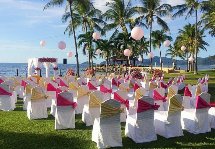 マレーシアウェディング,コタキナバルウェディング,マレーシア結婚式,コタキナバル結婚式,マレーシアビーチ,シャングリラコタキナバル