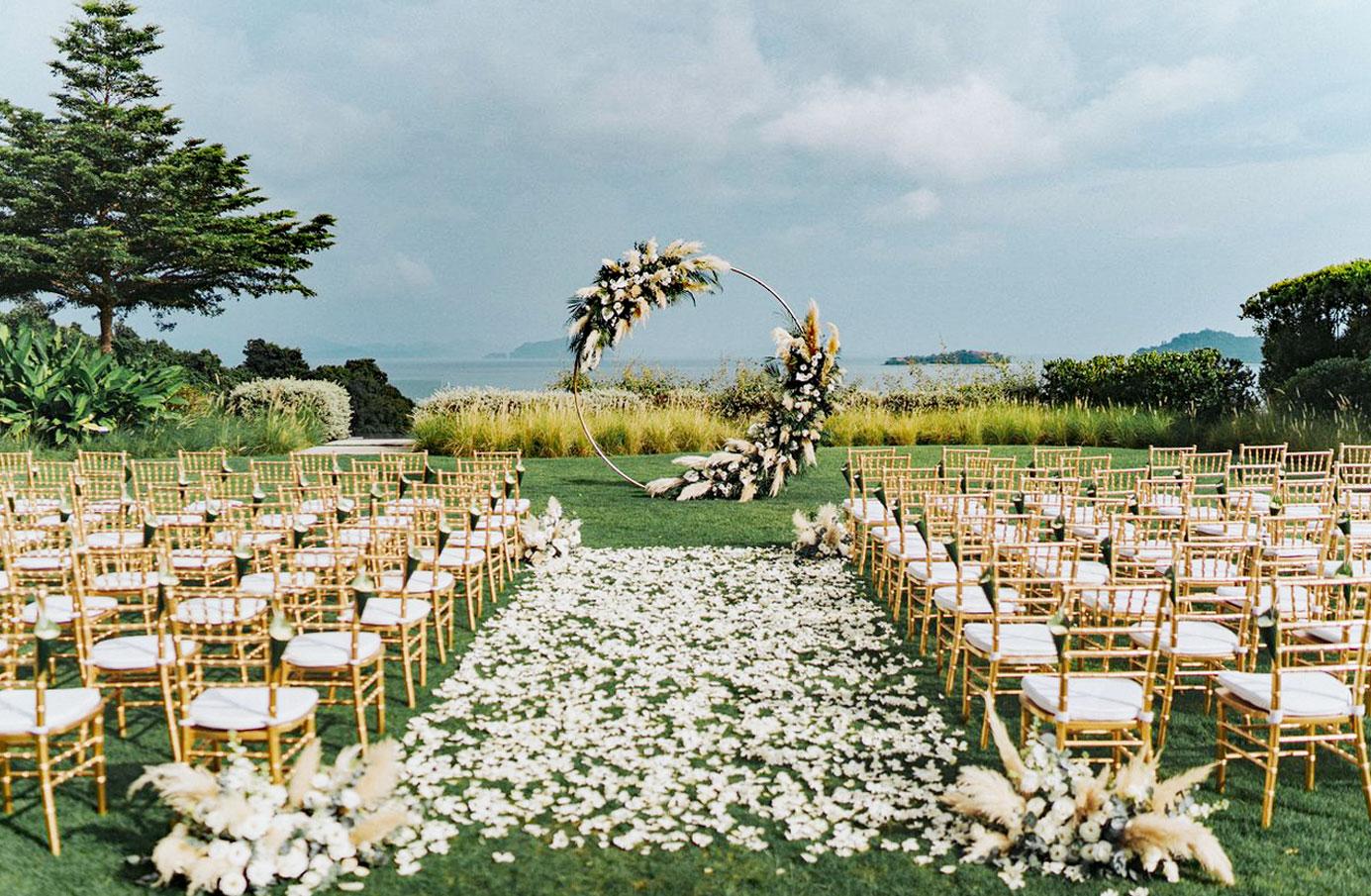 プーケット島ウエディング プーケット結婚式 コモポイント
