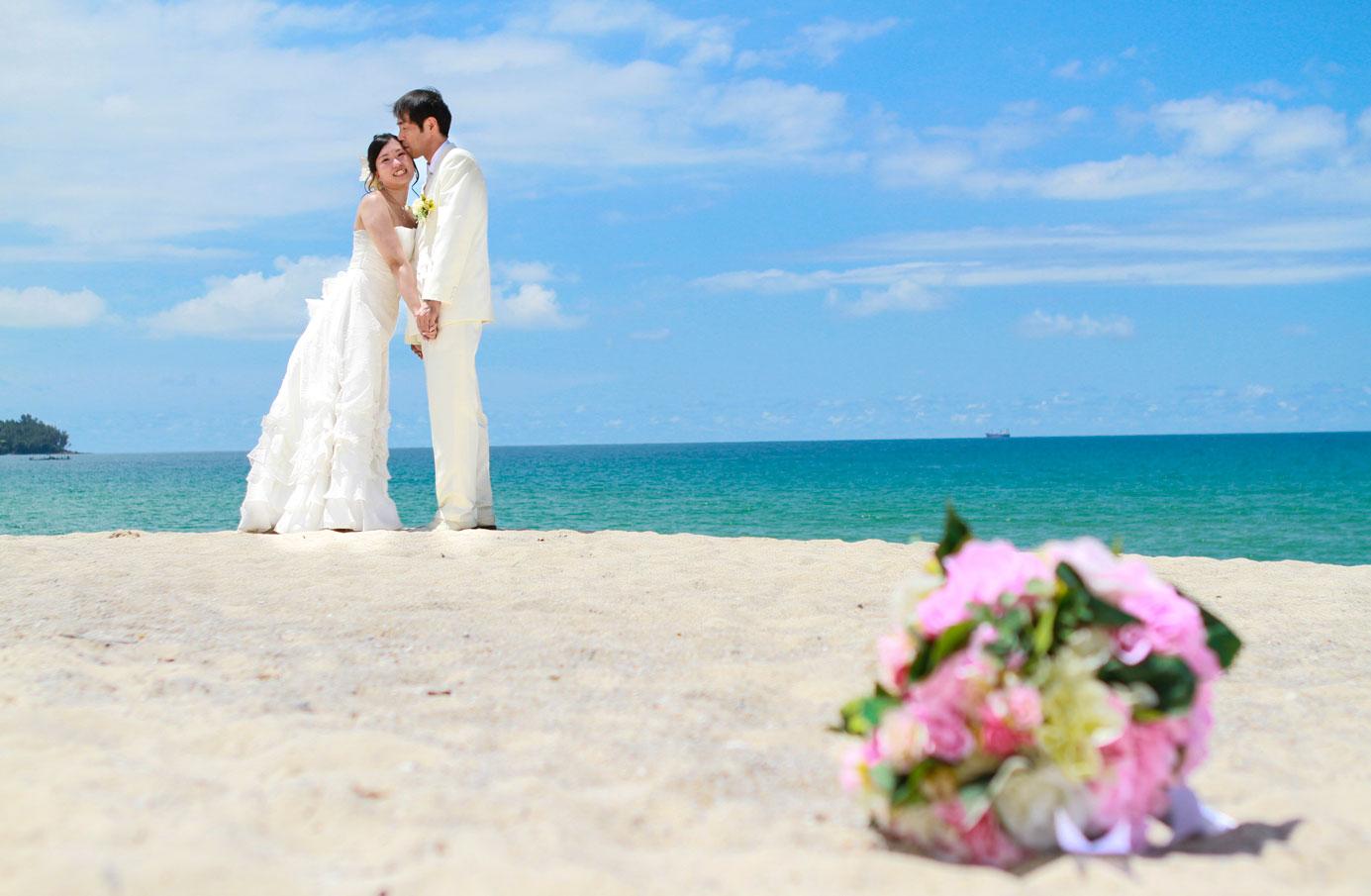 プーケット島フォトウエディング |プーケット島ビーチフォト |プーケットウエディングフォト | プーケット島前撮り|プーケットウエディングフォト|プーケット島撮影|プーケットカメラマン|Phuket Wedding Photo