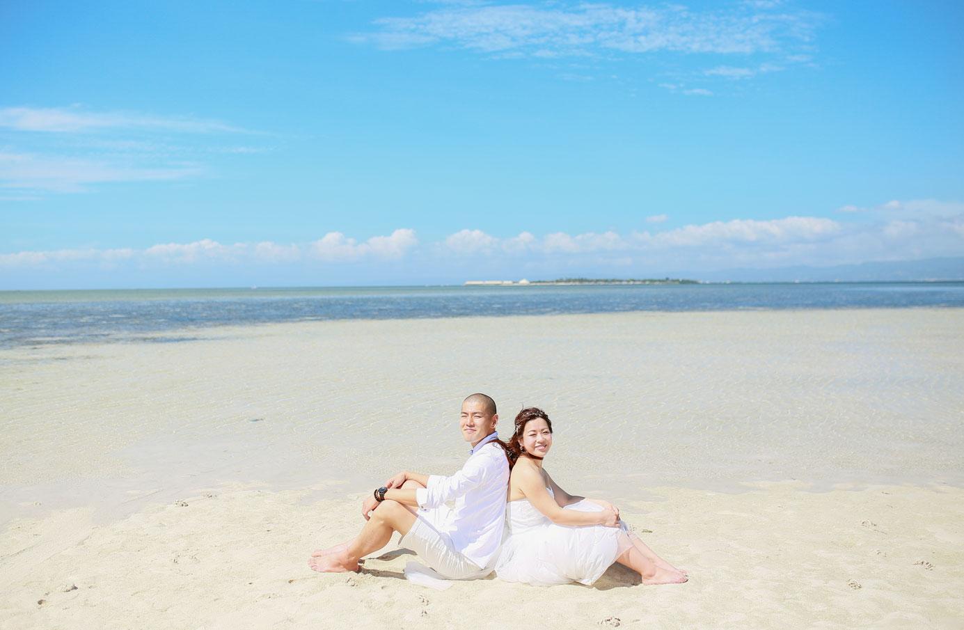 セブカオハガン島撮影 セブフォトウエディング セブビーチフォト