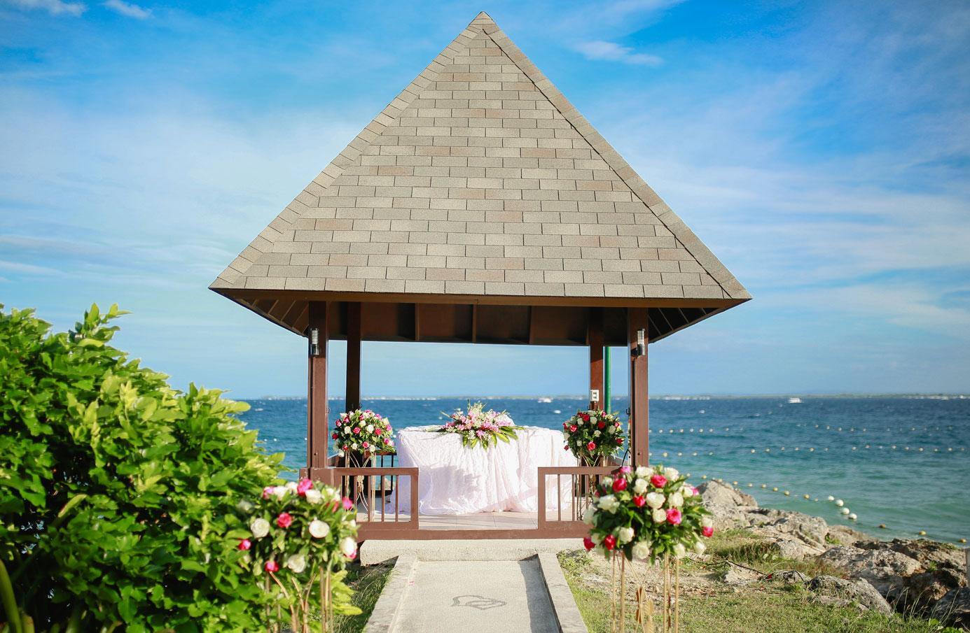 海外ふたり結婚式 セブ島結婚式 セブウエディング セブシャングリラ