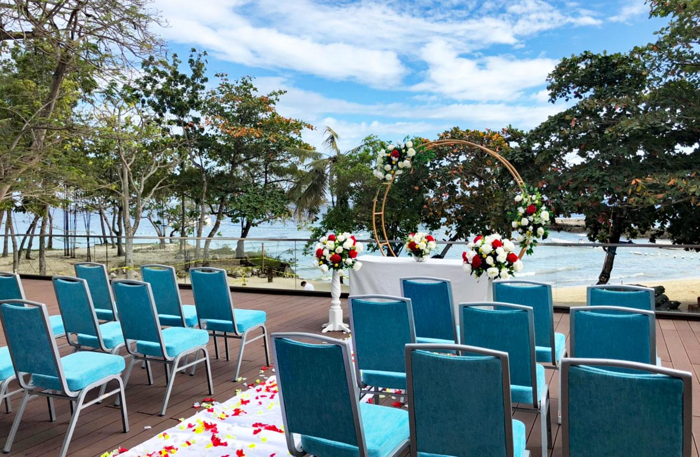 セブ結婚式タンブリ (2)