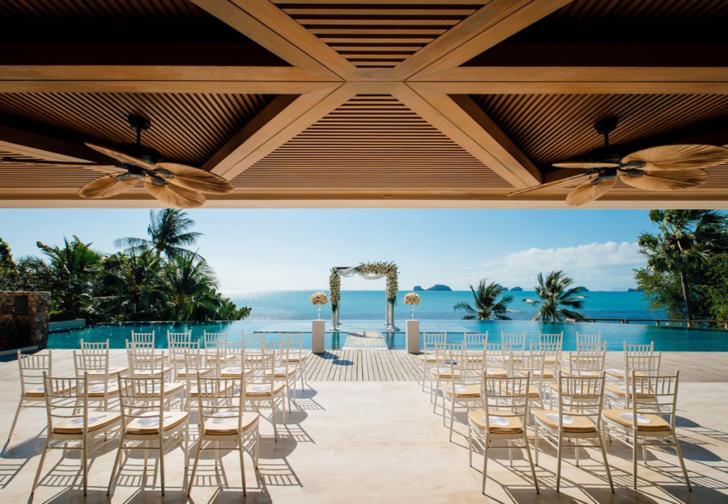 サムイ島コンラッド サムイ島ウエディング サムイ結婚式 サムイ挙式 海外挙式プーケット 海外ウエディングプーケット プーケットウエディングフォト