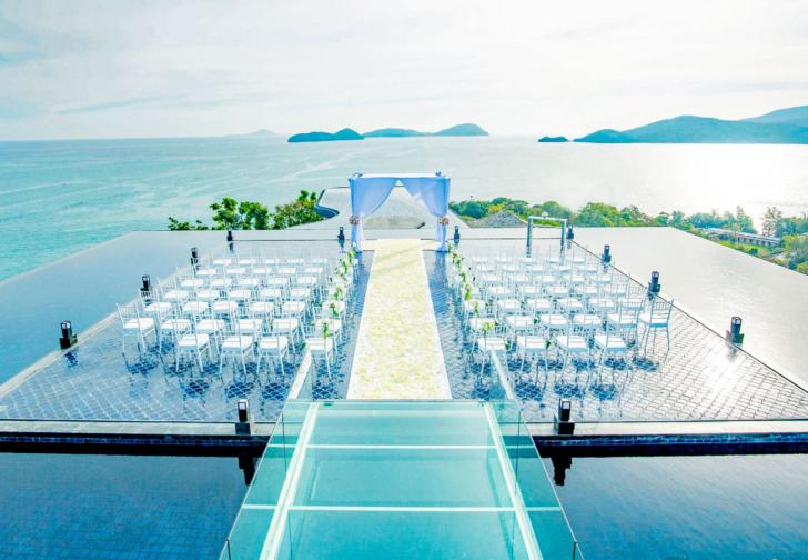 プーケット島ウエディング プーケット結婚式 sripanwa
