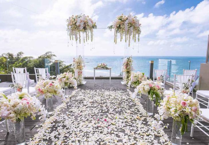プーケットウエディング プーケット結婚式 ハイアットプーケット