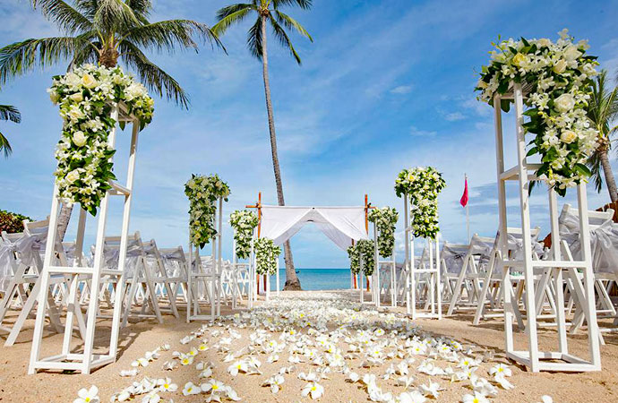 タイサムイ島ウエディング 海外挙式タイサムイ島 タイサムイ島結婚式 タイサムイ島挙式 タイサムイ島結婚式 タイウエディング
