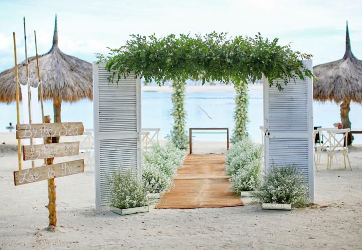 セブ結婚式 セブ挙式 セブウエディング ブルーウオーターマリバゴ Cebu Blue Water Maribago Wedding