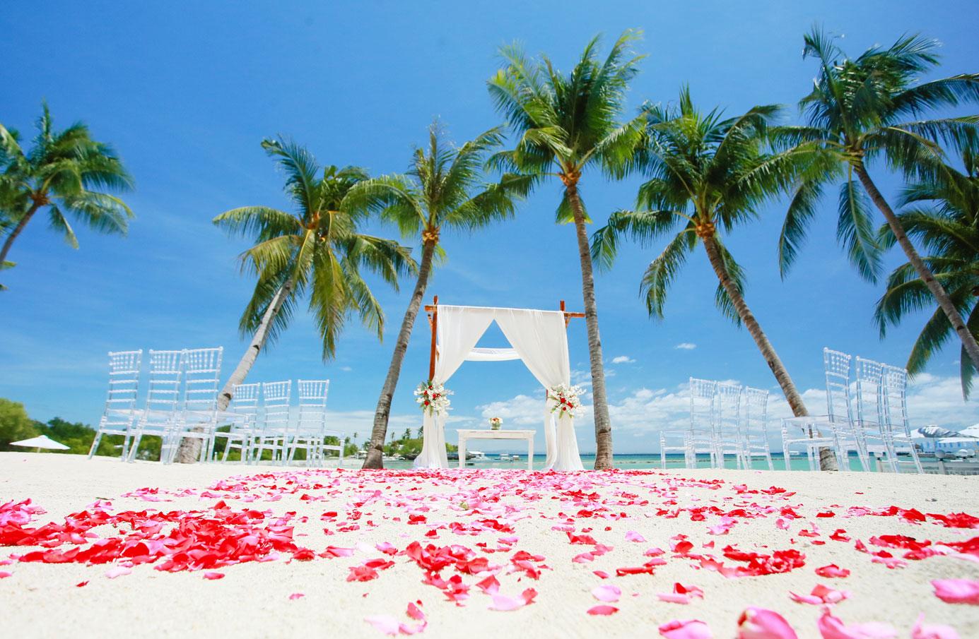 セブ島ウエディング セブ島結婚式 セブ挙式オプション