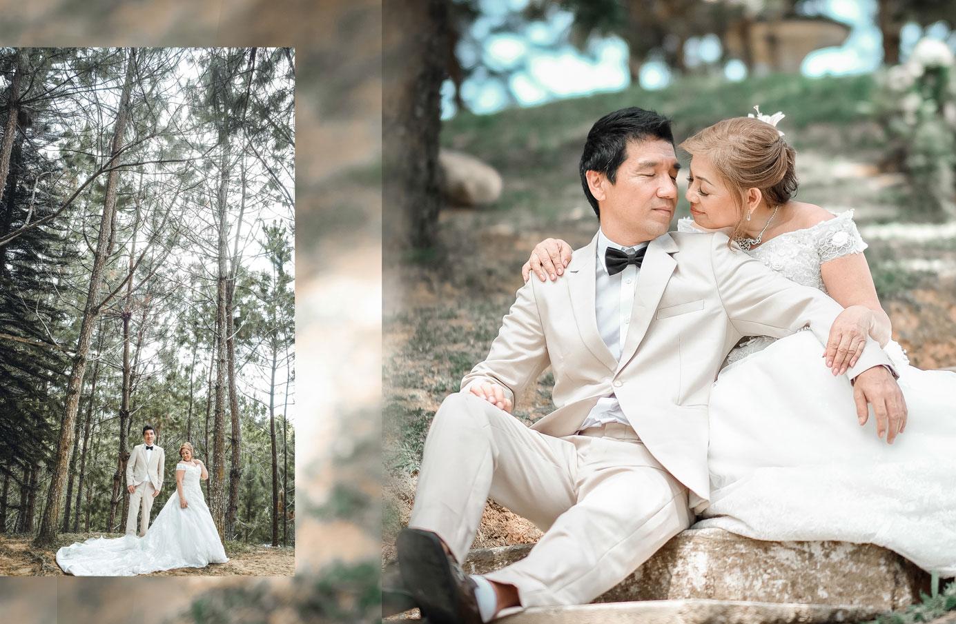 セブフォトスポット セブインスタ映え セブ島ウエディングフォト Cebu garden wedding photo