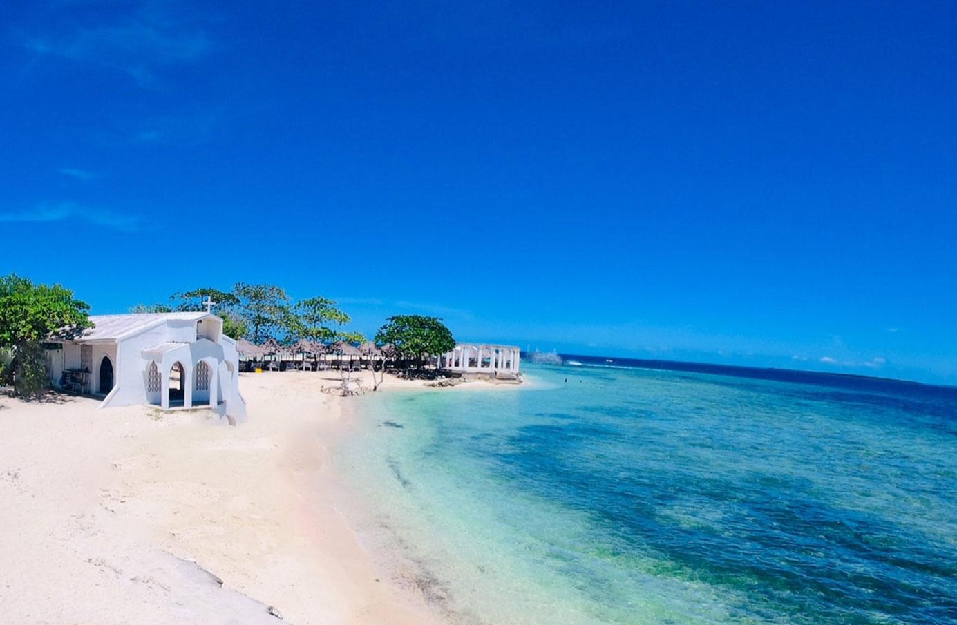 セブビーチフォト 離島 セブフォトウエディング離島 セブ離島で撮影