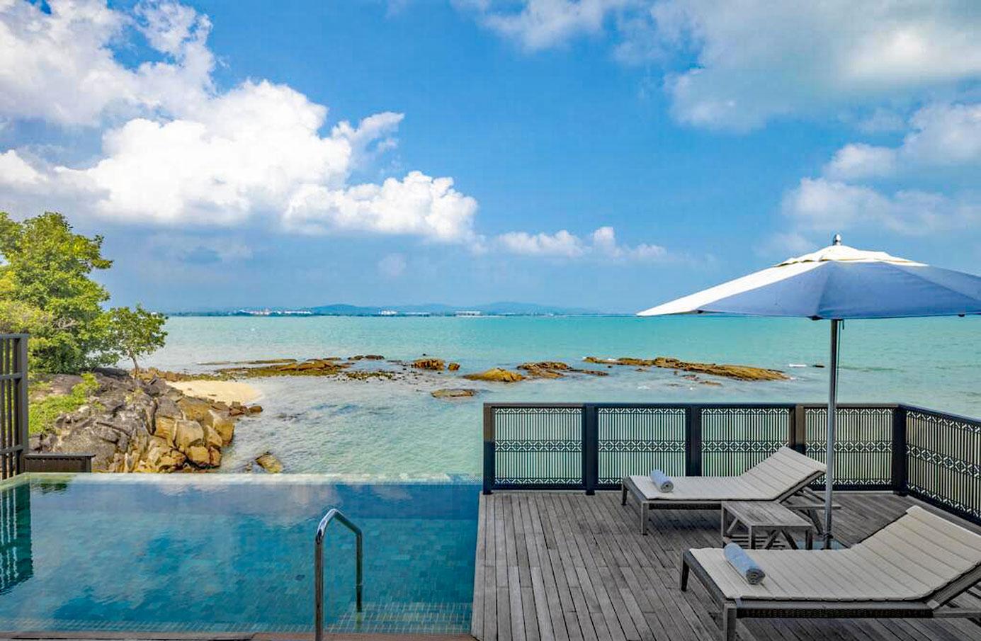 マレーシア ランカウイ島 ホテルウエディング