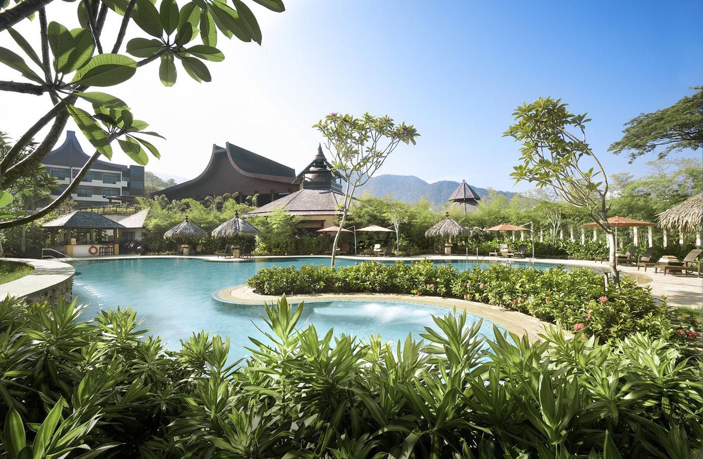 マレーシア ペナン島 ホテルウエディング